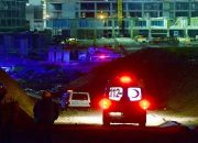 Ankara'da Sağlık Kampüsü İnşaatında Kalıp Çöktü