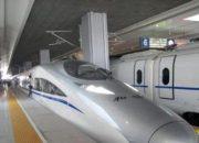 Hızlı trende en düşük teklif Çin'den