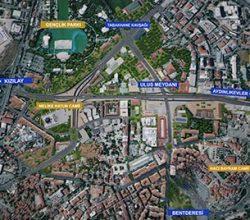 Ankara'da Ulaşımı İçinden Çıkılamaz Hale Gelecek