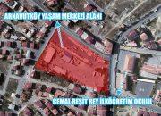 Arnavutköy'ün Yeni Yaşam Merkezi
