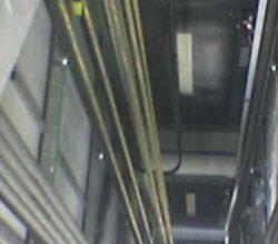 Asansörün halatı koptu işçi öldü