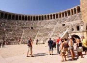 Aspendos'un Restorasyonu Tamamlandı