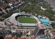 Bursa Büyükşehir Belediyesi Tarihi Stadyumu Kente Geri Kazandırıyor