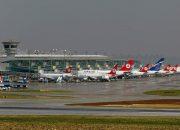 Atatürk Havalimanı'na Ek Park için Askeri Alanda Çalışma Başladı