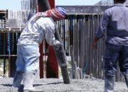 Sıcak Havada Beton Dökümü