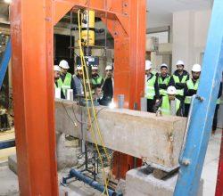 Erzincan Üniversitesi Betonu Yaşlandırarak Deprem Araştırması Yapıyor
