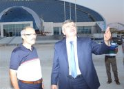 Bilim Merkezi Yılda 1 Milyon Ziyaretçi Ağırlayacak