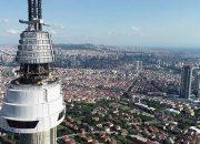 Bir Konkordato'da Çamlıca Kulesi'nden Geldi
