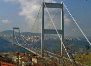 Boğaz Köprüsü'nün Altına 'Seyir Terası' Projesi