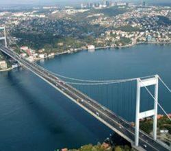Boğaz Köprüsü'nden Beton Parçaları Düştü
