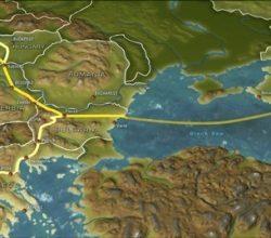 Güney Akım Boru Hattı Projesinin Bulgaristan Ayağının İnşası Başladı