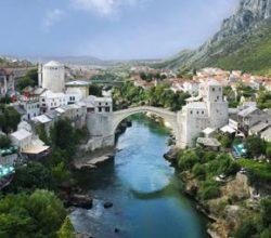 Cengiz İnşaat Bosna'da tünel yaptı