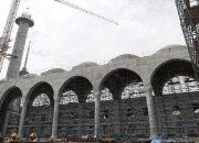 Çamlıca Camisi'nin Yüzde 90'ı Tamamlandı