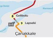 Çanakkale Boğaz Geçişi Köprüsü için İhale Süreci Başlıyor