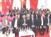 Siirt'e Çin Ortaklı Elektrikli Otobüs Montaj Fabrikası