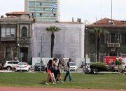 İzmir'deki Tarihi Binayı Çipras Kurtardı