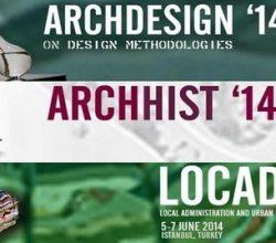 DAKAM, 2014 Mimarlık ve Planlama Konferansları İçin Bildirilerinizi Bekliyor