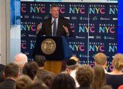 """New York """"Teknoloji İşi""""ni Tek Merkezde Çözmeye Hazırlanıyor"""