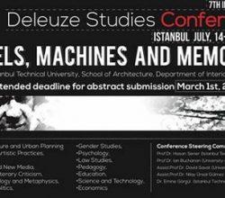 Uluslararası Deleuze Araştırmaları Konferansı ve Yaz Kampı