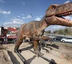 Ankara'da Dinozora İkinci İhale