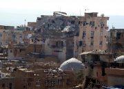 Bakan Özhaseki: Sur'da AVM ve yüksek katlı binalar yapılmayacak