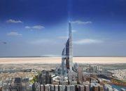 Dünya'nın En Yüksek Binasının Irak'ta Yapılması Planlanıyor