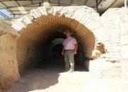 Bin 900 Yıllık Tuğla Tonoz Yapısı Bulundu