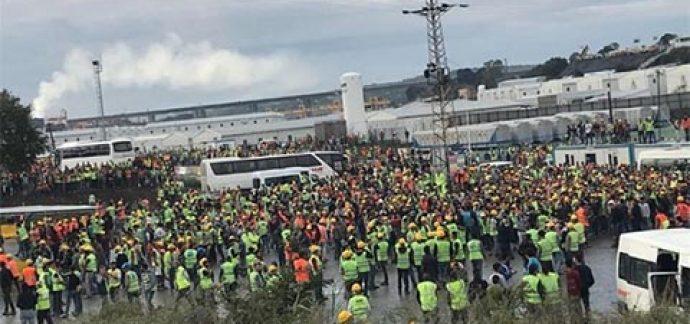 """""""İşçilerin Talepleri Bu Ülkenin Gerçek Sorunlarıdır"""""""