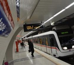 İzmir Metro Hattı İhaleye Çıkıyor