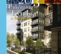 Emerging Trends in Real Estate® Europe 2013