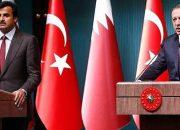 Türkiye ve Katar arasında 15 anlaşma imzalandı
