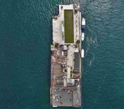 Galatasaray Adası Kaderine Terk Edildi