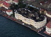 Galatasaray Üniversitesi Restorasyonu İki Yıldır Bekliyor
