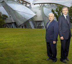 Frank Gehry, Paris'in Tarihi Parkına Louis Vuitton Müzesi'ni Nasıl İnşa Etti?