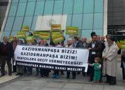 Gaziosmanpaşa Halkı Rantsal Dönüşüme 'Dur' Dedi