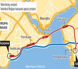 Marmaray Artık Hazır İkinci 'Tüp' Göztepe'ye