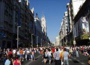 Madrid'in Ana Caddesi Özel Araçlara Kapalı Olacak