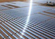 Türkler Asya'ya Güneş Santrali Kuracak