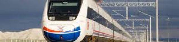 Hızlı Tren Projeleri Hız Kesmiyor
