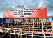 Balıkesir'de Katı Atık Yönetimi Projesi İnşaat Alanına Teknik Gezi