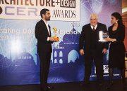 """Hakan Demirel'e """"Altın Genç Mimar"""" Ödülü"""
