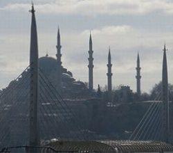 Tüm itirazların ardından Haliç Köprüsü