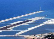 Havalimanı için 2.5 Milyon m2'lik Deniz Alanı Dolduruldu!