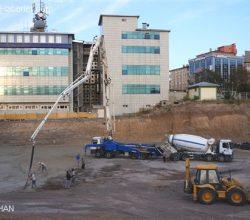 Havuzbaşı Kent Meydanı İnşaatı Yeniden Başladı