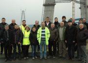 Hazır Betoncular 3. Köprü Şantiyesinde