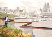Londra'da Yeni Bir Thames Köprüsü İçin Yarışma Açılıyor
