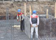 Hendek'te Kentsel Dönüşümün İlk Binaları Yükseliyor