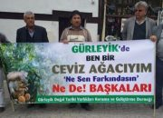 Eskişehir'de HES Tepkisi