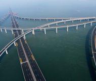 Jiangzhou Bay Bridge (Jiangzhou Bay Köprüsü)