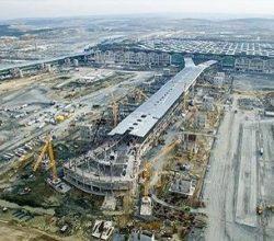 """İşçiler Anlatıyor: """"Havalimanı Şantiyesinde İş Güvenliği Sorunları Var"""""""